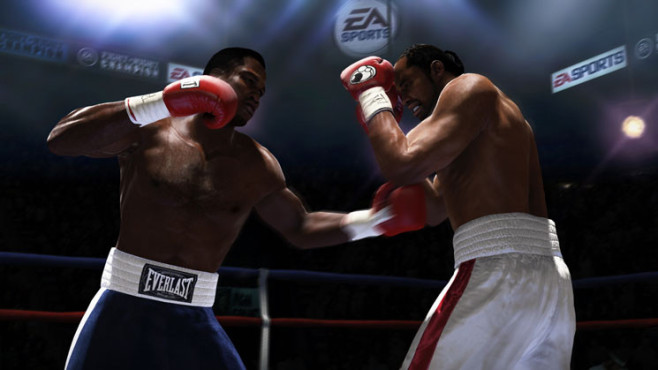 Sportspiel Fight Night Champion: Lennox Lewis © Electronic Arts