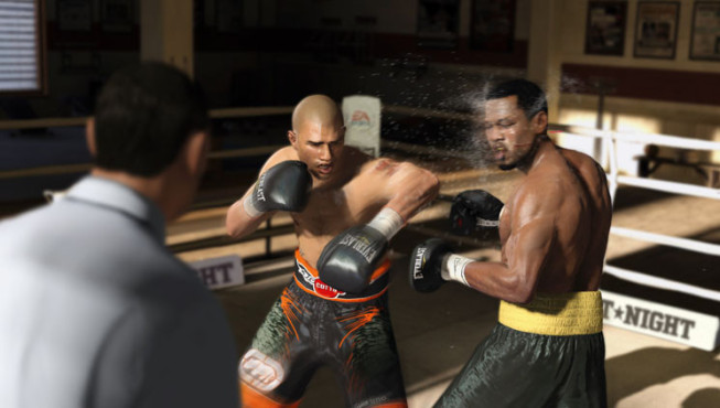 Sportspiel Fight Night Champion: Mosley © Electronic Arts