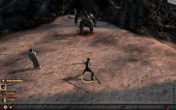 Komplettlösung Dragon Age 2: Hauptmission  – Die Zerstörung Lotherings ©Electronic Arts