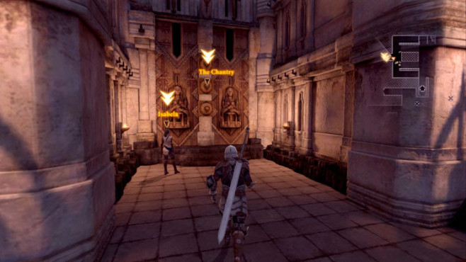Komplettlösung Dragon Age 2: Nebenmission – Fools Rush In ©Electronic Arts