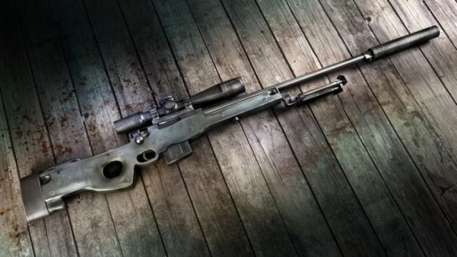 Actionspiel Sniper – Ghost Warrior: L96 ©City Interactive