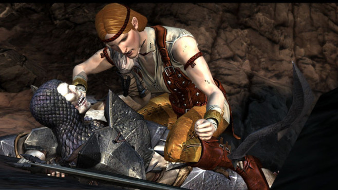 Komplettlösung Dragon Age 2: Character-Guide – Aveline © Electronic Arts