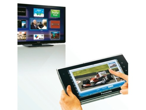 Panasonic Viera Tablet © Panasonic