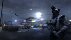 Actionspiel: Homefront: Mall©THQ