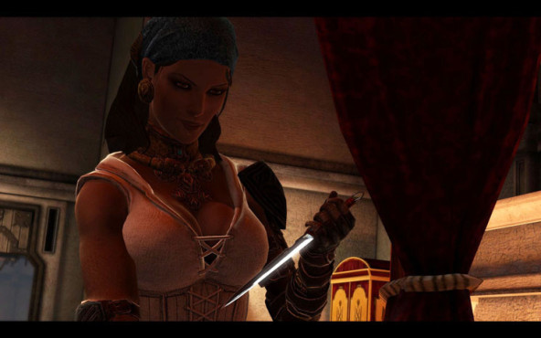 Komplettlösung Dragon Age 2: Character-Guide – Isabela © Electronic Arts