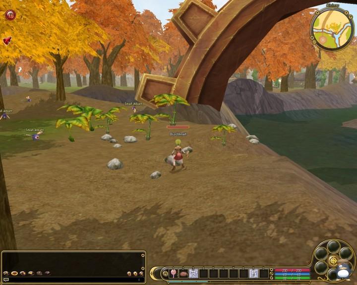 Screenshot 1 - Flyff