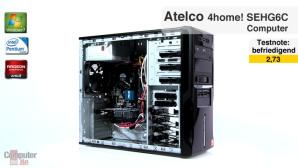 Video zum Test: Desktop-PC: Atelco 4home! SEHG6C