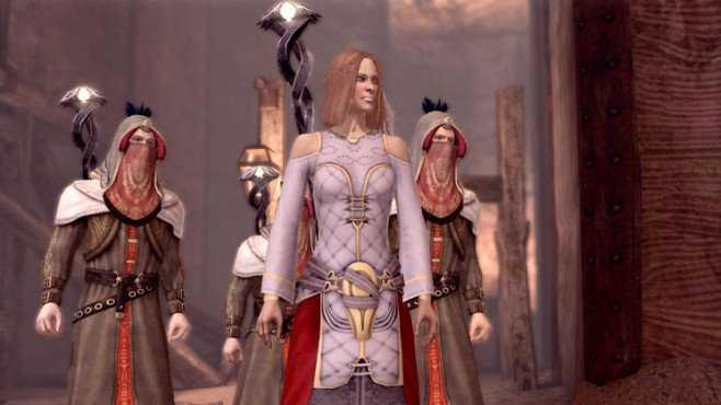 Komplettlösung Dragon Age 2: Hauptmission  – Feinde unter uns © Electronic Arts