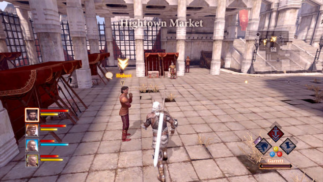 Komplettlösung Dragon Age 2: Nebenmission  – Die Knochengrube ©Electronic Arts