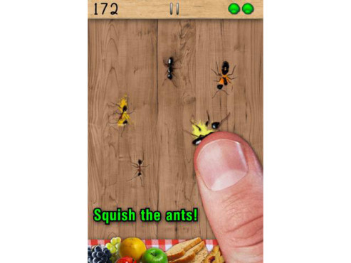 Ant Smasher Free ©Best, Cool & Fun Games