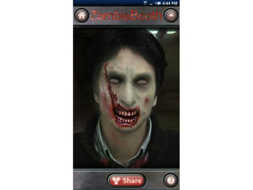 Zombie Booth ©MotionPortrait, Inc