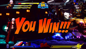 Marvel vs. Capcom 3©Capcom