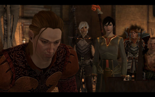 Komplettlösung Dragon Age 2: Hauptmission  – Alles, was bleibt © Electronic Arts