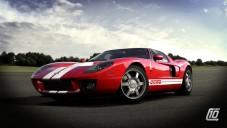 Rennspiel Forza Motorsport 4: Ford GT©Microsoft