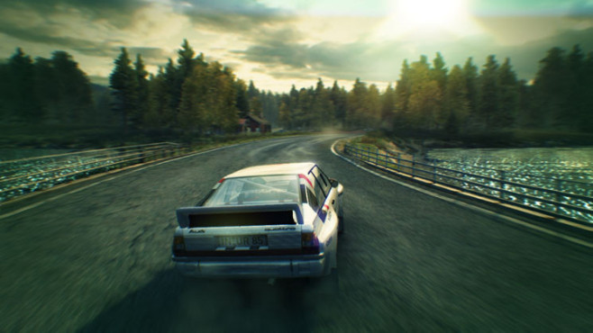Rennspiel Dirt 3: Rallye © Codemasters