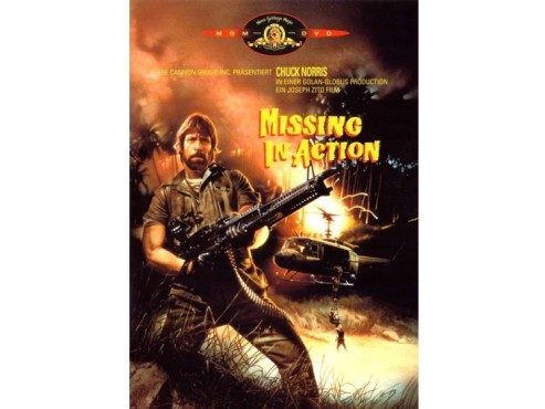 Missing in Action © MGM Home Entertainment GmbH