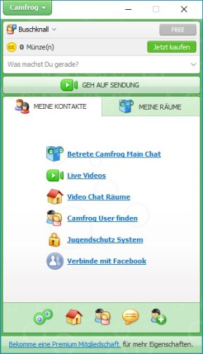 Camfrog Video Chat Software