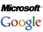 Logos von Microsoft und Google©Montage: COMPUTER BILD