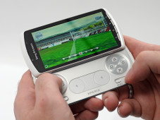 Sony Ericsson Xperia Play©COMPUTER BILD