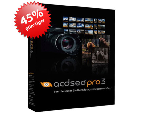 ACDSee Pro 3 © Globell
