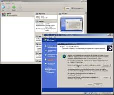 """""""VirtualBox"""" ist ein virtueller """"PC im PC"""", auf dem Sie beliebige Betriebssysteme und Anwendungen ausführen können."""