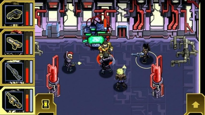 Cyberlords – Arcology ©Handygames