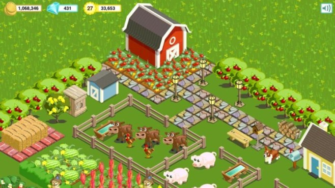 Farm Story © Teamlava