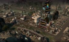 Anno 2070: Industriegebiet mit Monitor©Ubisoft