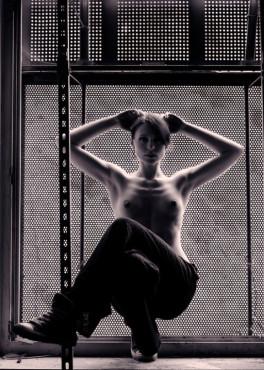 Bild: Lochblechfenster – von: sinnlichefotos ©Bild: Lochblechfenster – von: sinnlichefotos