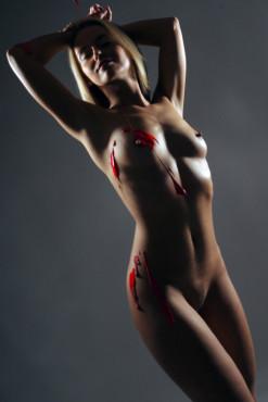 Bild: red paint – von: visible ©Bild: red paint – von: visible