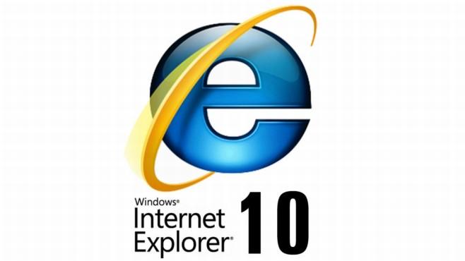 Internet Explorer 10©Microsoft