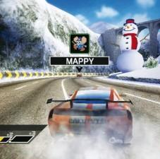 Rennspiel Ridge Racer 3D: Auto©Namco