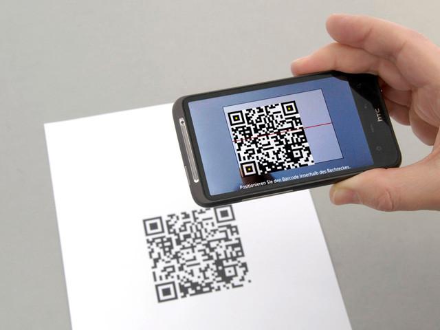 Kann mein Android-Phone oder Tablet standardmäßig QR Codes scannen?