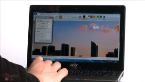 Video zum Test: 13-Zoll-Notebook Acer Aspire 3750