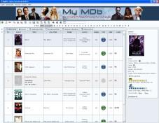 """MyMDb Mit der Gratis-Software """"MyMDb"""" sorgen Sie für Ordnung in Ihrer Filmsammlung."""