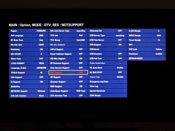 Anleitung Usb Recorder Bei Samsung Tvs Freischalten Bilder