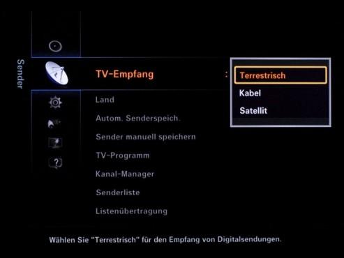 TV-Einstellungen wiederherstellen ©COMPUTER BILD