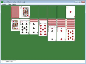 Quick Solitaire Portable