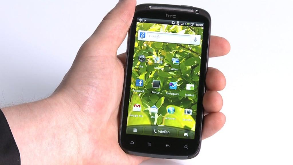 HTC Sensation im Praxis-Test