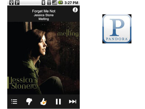 Pandora Radio ©Pandora