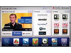 Bildschirmmenü LG 42LW650S
