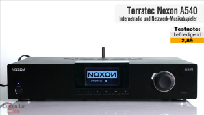 Video zum Test: Internetradio-Empfänger Terratec Noxon A540