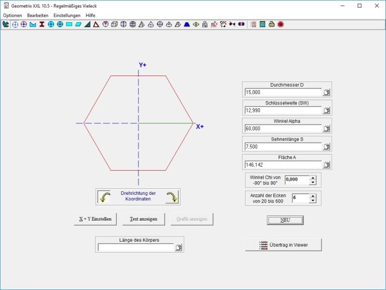 Screenshot 1 - Geometrix XXL