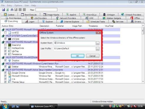 Multi-Boot-System analysieren ©COMPUTER BILD