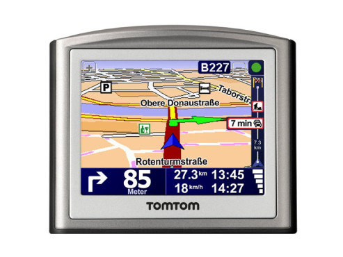 TomTom One 3rd Edition © TomTom