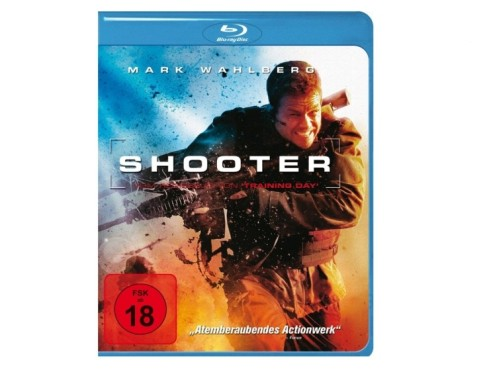 Blu-ray: Shooter © Paramount Home Entertainment