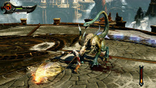 Actionspiel God of War – Ascension: Kratos©Sony