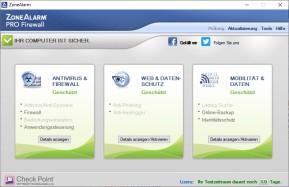 ZoneAlarm Pro Firewall