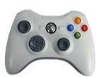 Xbox 360: Controller©Microsoft