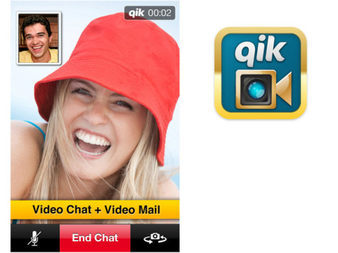 Qik Video Connect Plus ©Qik Inc.